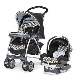 Chicco Cortina travel system in Strollers