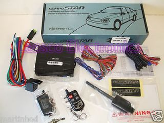 1WAM S Keyless Entry Remote Start   Starter System Auto Manual Trans