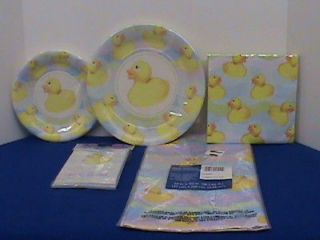 baby shower plates in Baby Shower