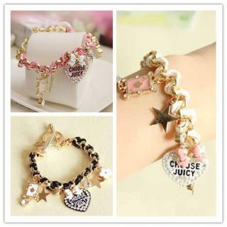 heart tag bracelet in Bracelets