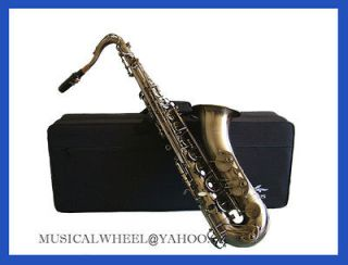 TENOR SAXOPHONE Sax  Unique Brushed Finish  Brand New