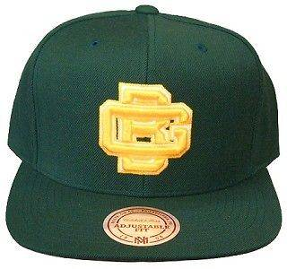 Green Bay Packers Snapback Hat Mitchell & Ness NZ978