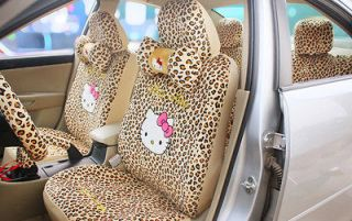 hello kitty rear seat covers