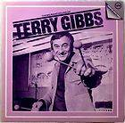 TERRY GIBBS The Big Band Sound Of VERVE LP EX/EX