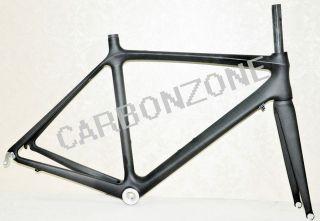 3k full Carbon Road bike &non ISP bicycle&carbon Frame&Fork +headset