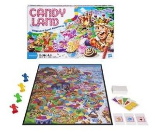 CANDY LAND   Preschool Board Game   Kingdom of Sweet Adventures