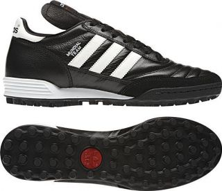 ADIDAS MUNDIAL TEAM ASTRO FOOTBALL TRAINER (RRP £79.99)   BLACK/WHITE