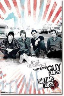 Big Time Rush Any Guy Poster Print 22x34 T5656