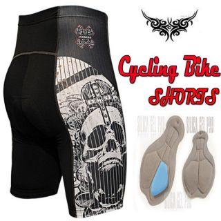 Cycle Bicycle Bike cyclist 12mm gel padded shorts gear SM2XL 3XL