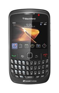 BlackBerry Curve 8530   Black (Boost Mobile) Smartphone