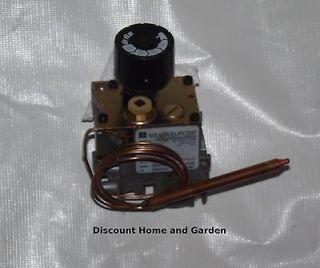 Heater Fireplace Propane Gas Valve SIT 630 Eurosit 0630505 Themostatic