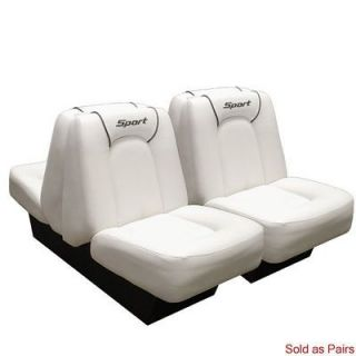 Used boat lounge seats for sale