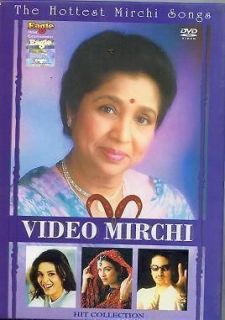 VIDEO MIRCHI   BOLLYWOOD HINDI SONGS DVD