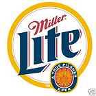 Miller Lite Vinyl Sticker Decal 14 full color vintage