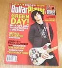 Guitar Player November 2008 Magazine NEAL SCHON