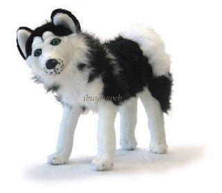 Alaskan Malamute Siberian Husky Dog Puppy 6 Figurines