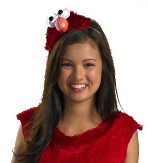 Sesame Street Elmo Adult Costume Headband