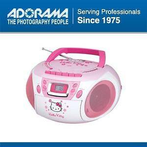 hello kitty boombox in Consumer Electronics