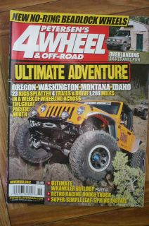 petersens 4 wheel off road magazine lift laws you need to know october 2010. Black Bedroom Furniture Sets. Home Design Ideas