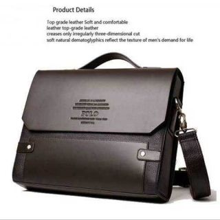 mens leather bag in Backpacks, Bags & Briefcases