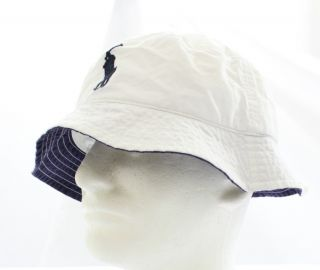 bucket hat white in Mens Accessories