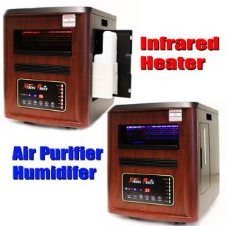 1500W Quartz Infrared Heater Humidifier Plasma Inverter Air purifier