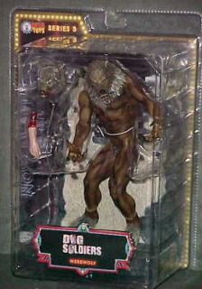werewolf toys in Action Figures