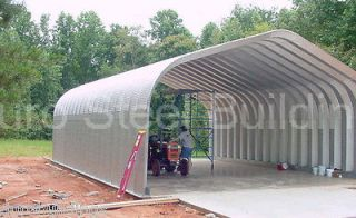 Duro SPAN Steel 30x50x16 Metal Building Kits DiRECT New Motor Home