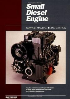 Diesel Engine Service Manual Primedia Business Directories & Books
