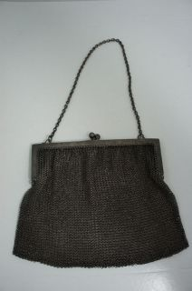 sterling mesh purse in Clothing,