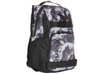 New Hurley Honor Roll 3 Camo Backpack