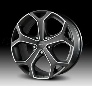 MOMO Car Wheel Rim Dark Blade Anthracite 17 x 7.5 inch 5 on 114.3 mm