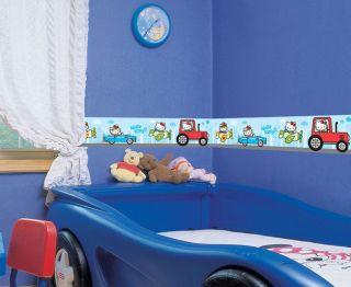 Girls Wallpaper Border Pre pasted Kids Children Nursery Beautiful