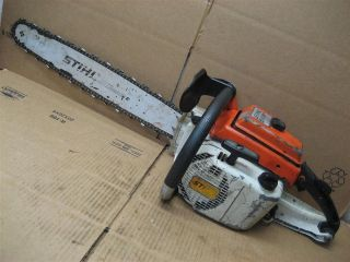 STIHL 041 041AV CHAINSAW W/20 BAR+CHAIN! 1110 FAMILY 036 038 044 046