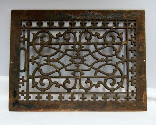 vintage floor grate in Heating Grates & Vents