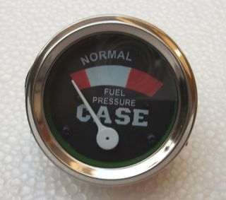 Fuel Pressure Gauge fits   Case Tractors   700, 730, 800, 830, 900