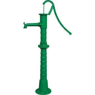 WELL WATER PUMP Hand Pump   Cast Iron 4.5 Ft