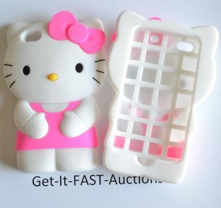 iphone 4 case hello kitty in Cases, Covers & Skins