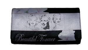 Marilyn Monroe Beautiful Forever Checkbook Wallet