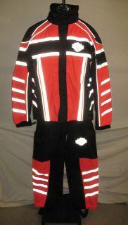 Mens Harley Davidson High Visibility 360 Rain Suit, 98342 11VM