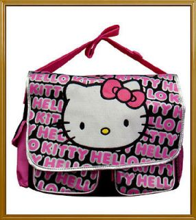 Sanrio HELLO KITTY School Messenger Bag/CrossBody Shoulder Diaper Bag