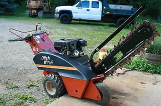 ditch witch in Trenchers   Walk Behind