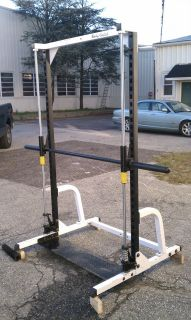 smith machine used in Sporting Goods