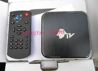 HD 1080P Android 2.3 Media Player Internet TV Box HDTV Home theater