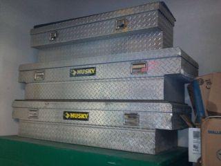 Husky Aluminum Truck Tool Box