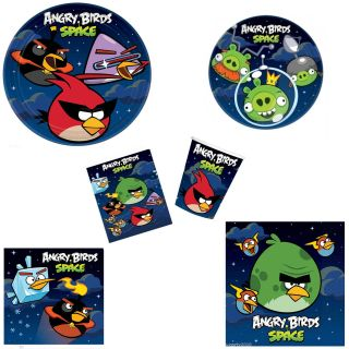 SPACE Birthday PARTY SUPPLIES ~ Create Your Set ~ PICK WHAT YOU WANT