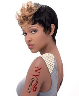 short human hair wig in Womens Wigs