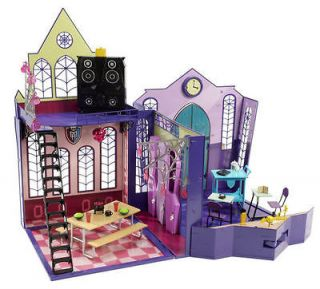 2012 MONSTER HIGH SCHOOL House Playset for DOLLS IN STOCK NEW In Box