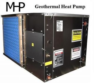 ton Geothermal Heat Pump, horizontal, 22.0 EER Certified