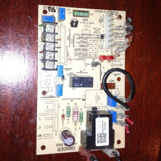 Lennox Defrost Control Board 29M0201 Heat Pump HVAC Used Working